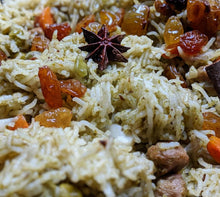 Load image into Gallery viewer, Delicious Biryani made with SpiceFix Birayni Mix