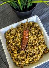 Load image into Gallery viewer, Simply delicious mung beans stir fried using SpiceFix Coriander -Cumin Blend and Kashmiri Whole Chili