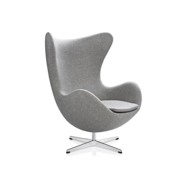 Buy or Rent Adrian Egg Style Chair from FØERNI Furniture Rental Hong Kong