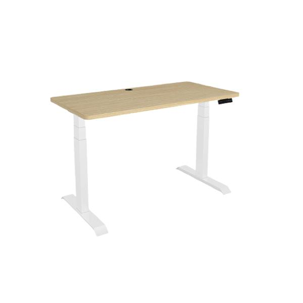 Buy or Rent Dirk Standing Office Desk from FØERNI Furniture Rental Hong Kong