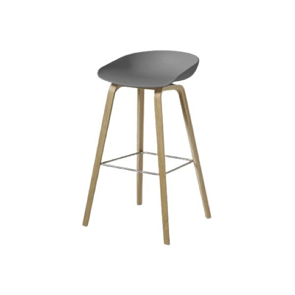Buy or Rent Hayden Bar Stool from FØERNI Furniture Rental Hong Kong