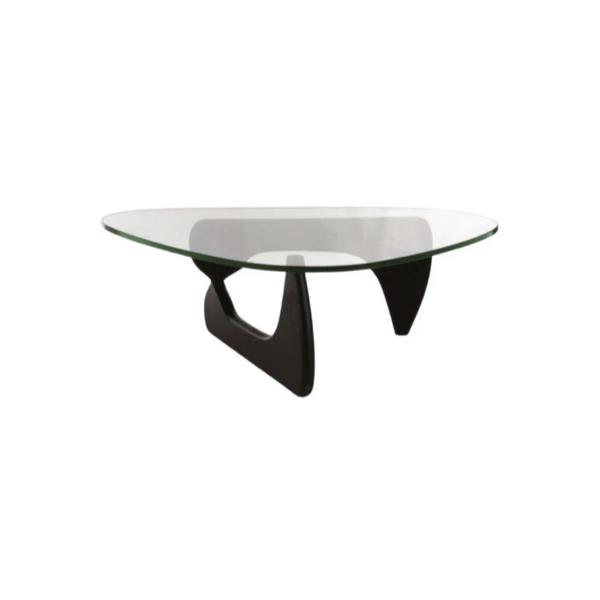 Buy or Rent Jermund Glass Coffee Table from FØERNI Furniture Rental Hong Kong