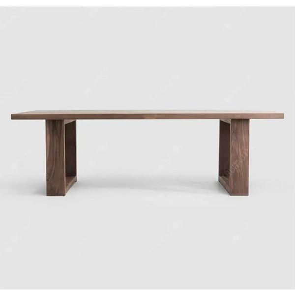 Buy or Rent Tabitha Ash Wood Dining Table from FØERNI Furniture Rental Hong Kong