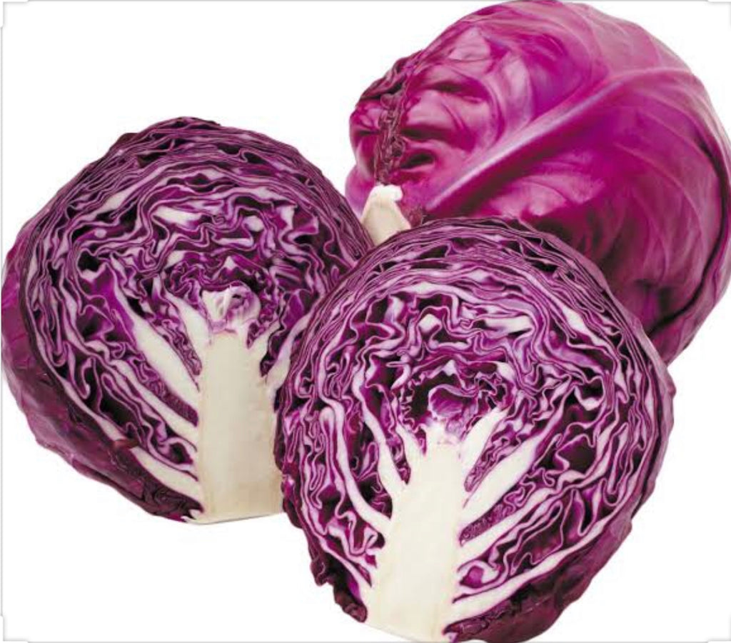 Red Cabbage 1/4
