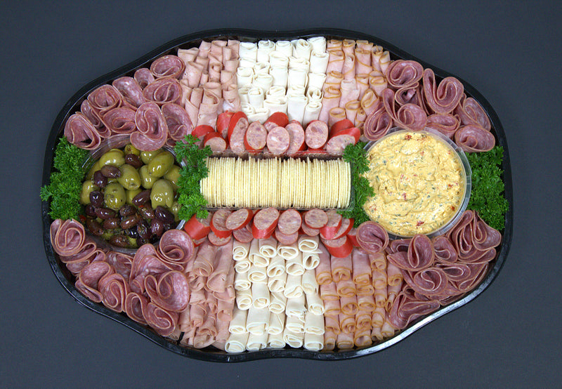 Traditional Meat Platter - Large