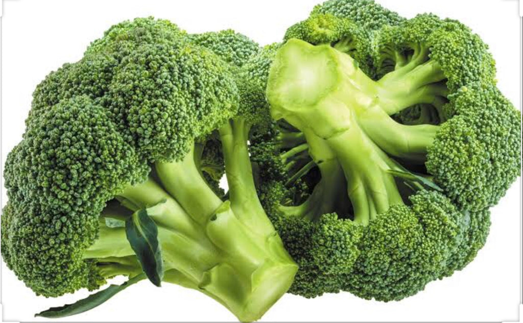 Broccoli 500g (Approx 2 heads)