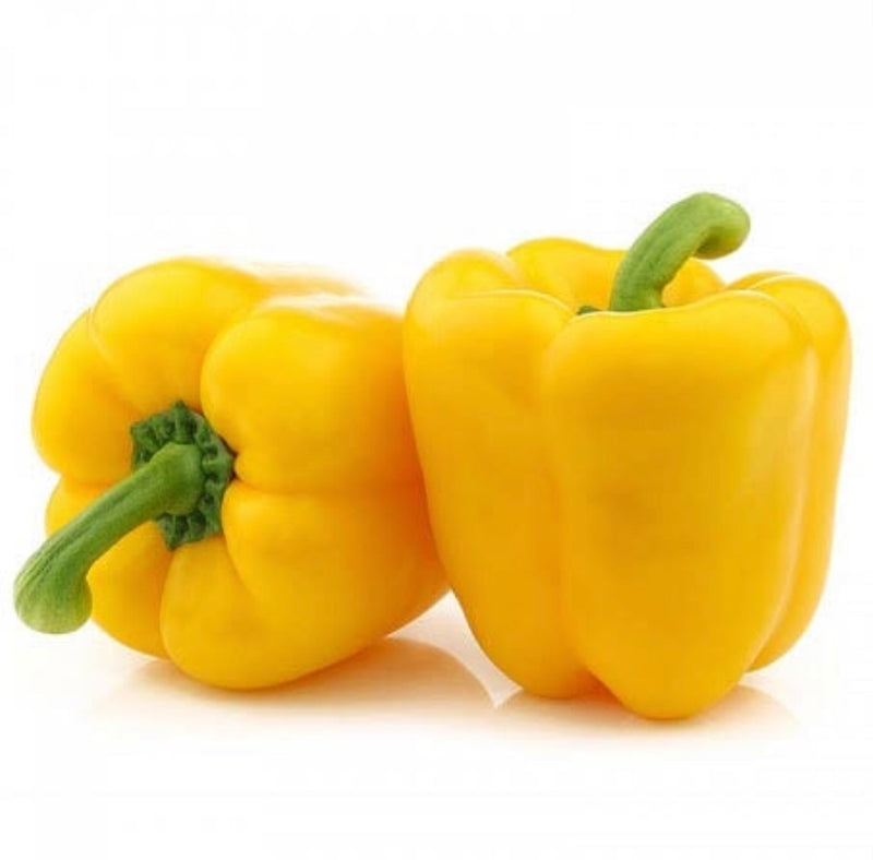 Capsicum Yellow Each (approx 200g)