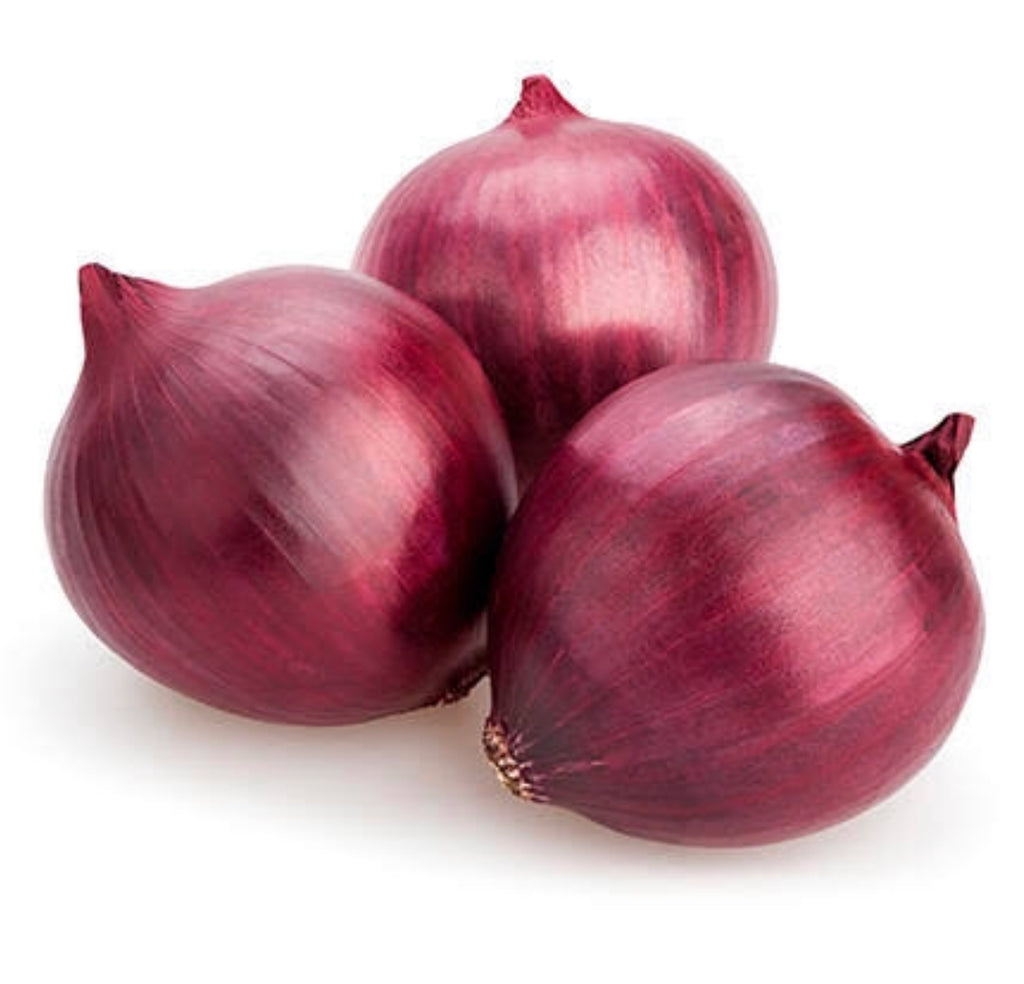 Onion Red Each (approx 180g)