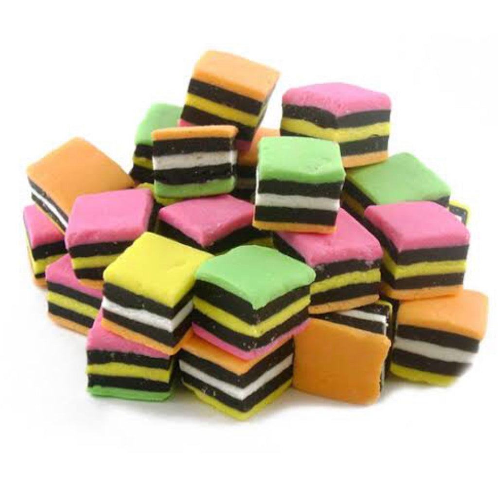 Licorice Allsorts 250g