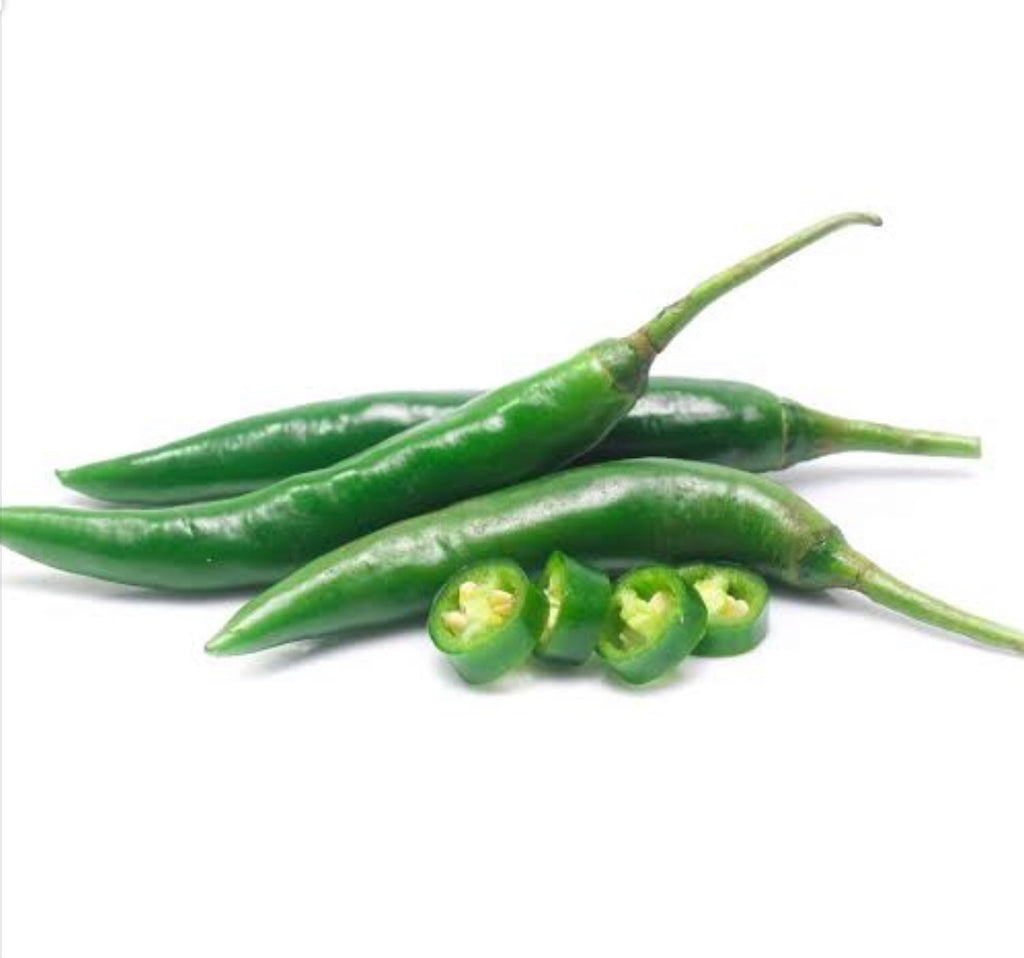 Chilli Green Each (approx 20g)