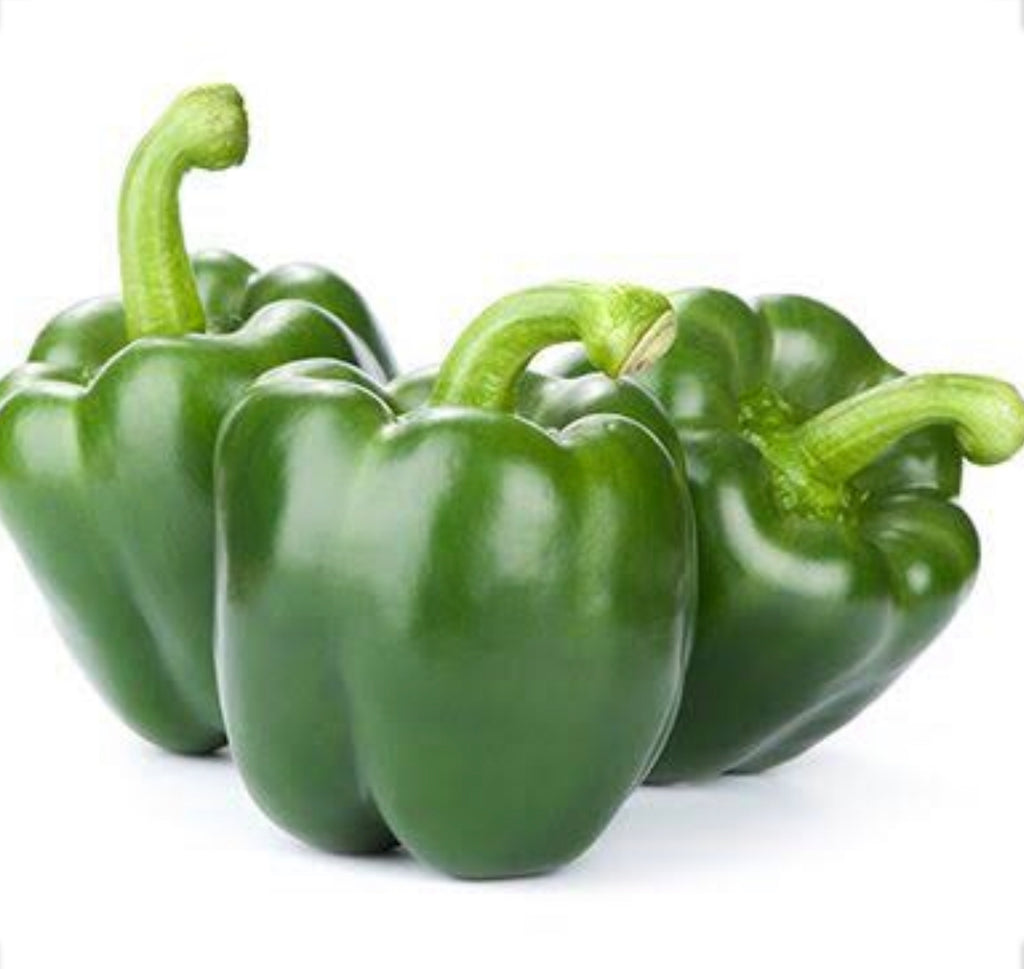 Capsicum Green Each (approx 250g)