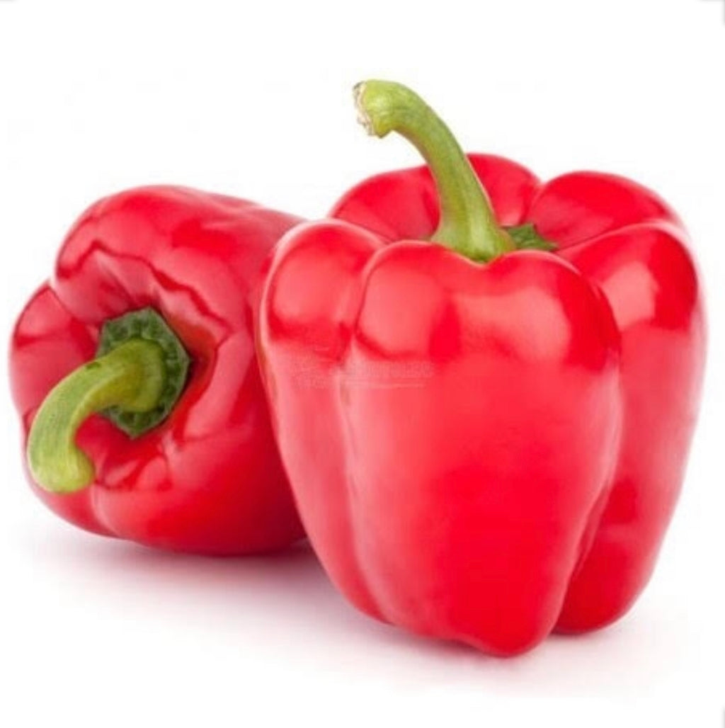 Capsicum Red Each (Approx 250g)