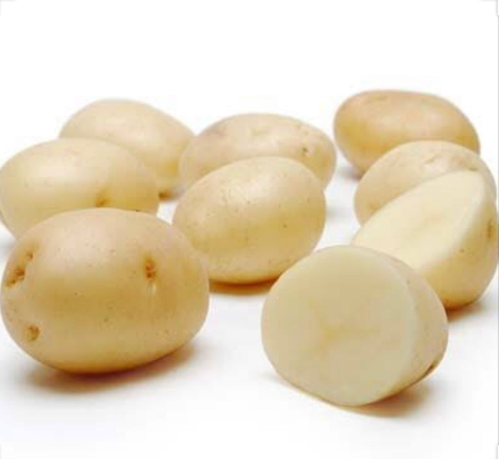 Potato White 500g (approx 4)