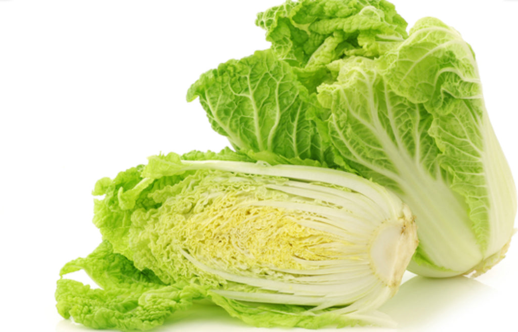 Chinese Cabbage Half