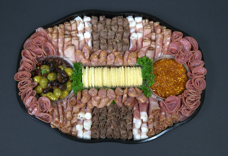 Deluxe Meat Platter - Large
