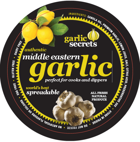 Garlic Secrets Garlic Spreadable