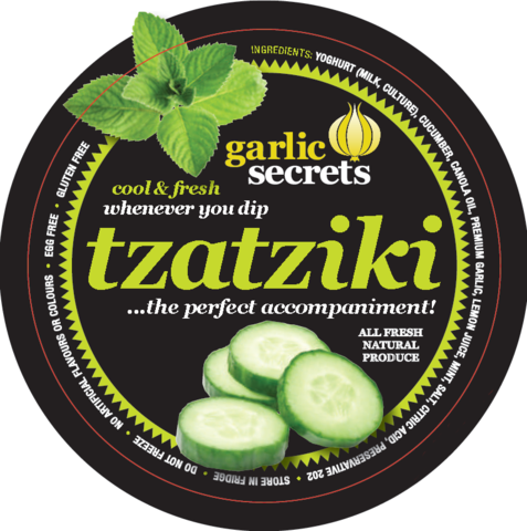 Garlic Secrets Tzatziki