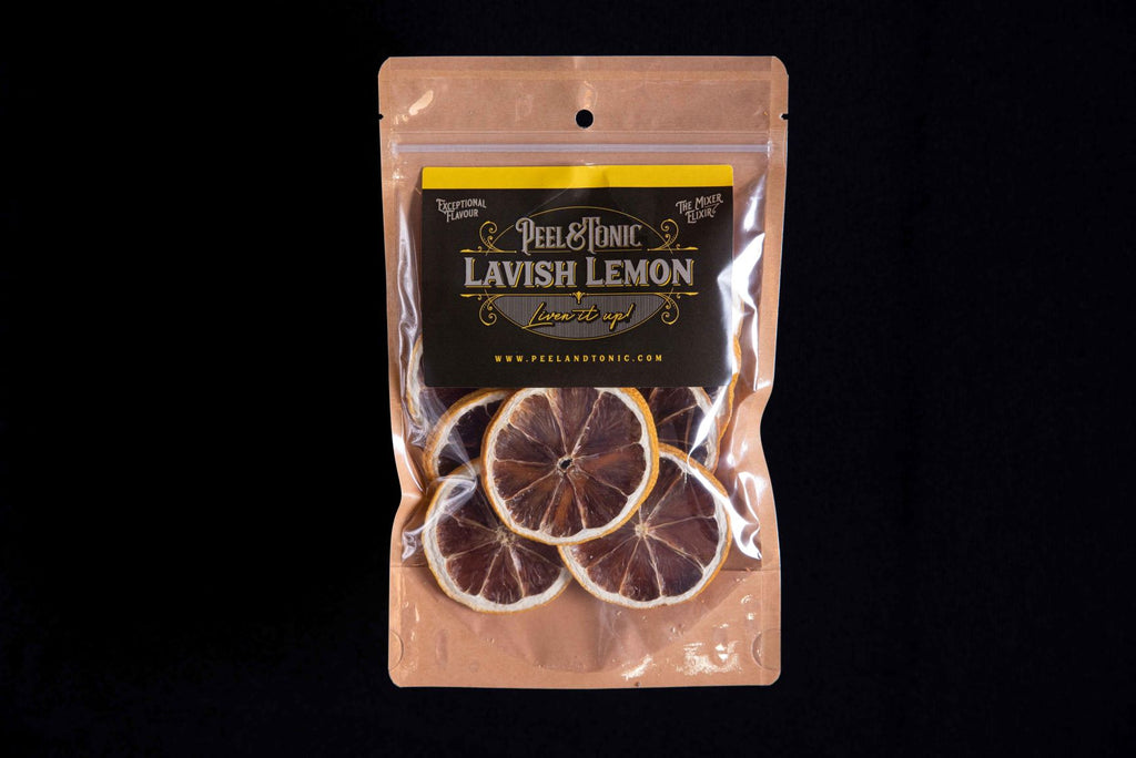 Peel & Tonic (Lavish Lemon) 25g pack