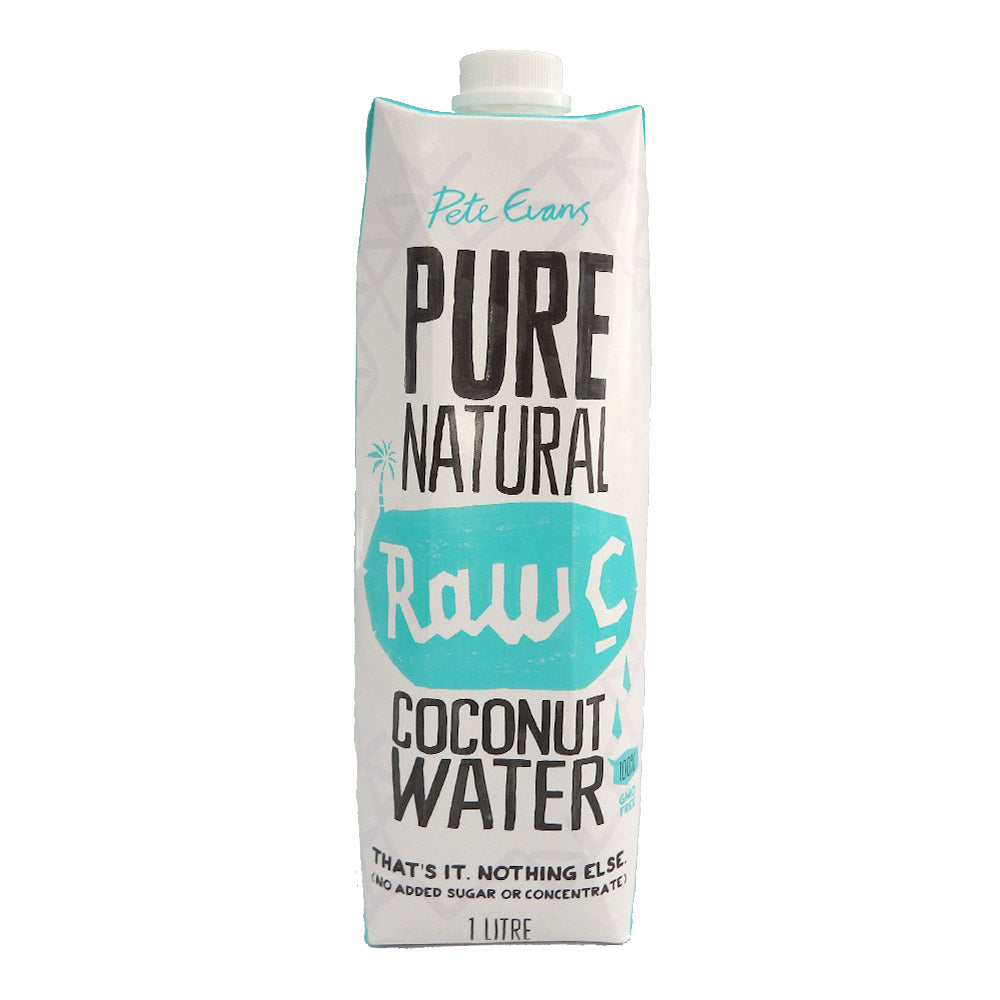 Raw C Coconut Water 1lt