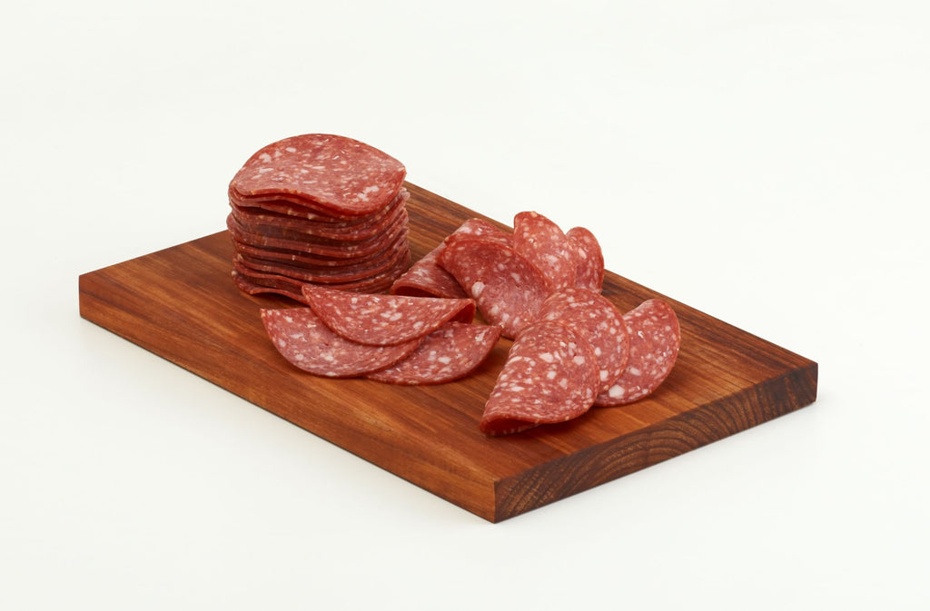 Fabbris Hungarian Salami Slices 100g
