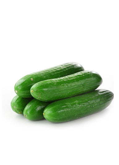 Cucumbers Baby 750g Pack