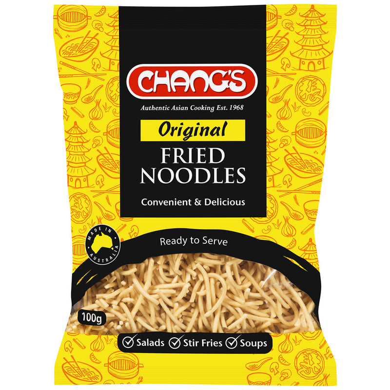 Changs Fried Noodles 100g