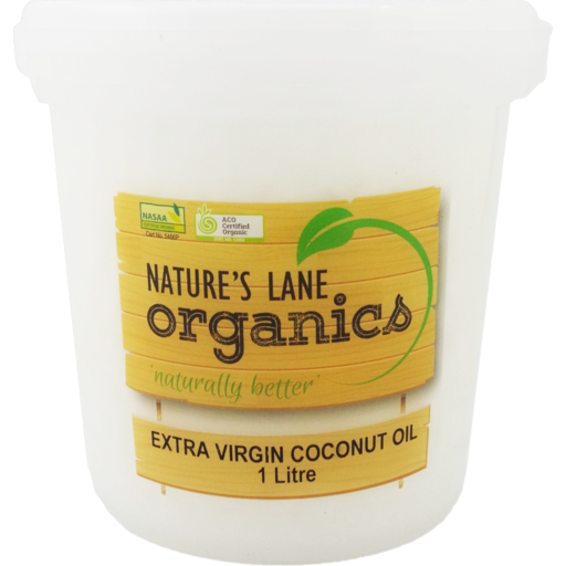 Nature's Lane Coconut oil 1lt