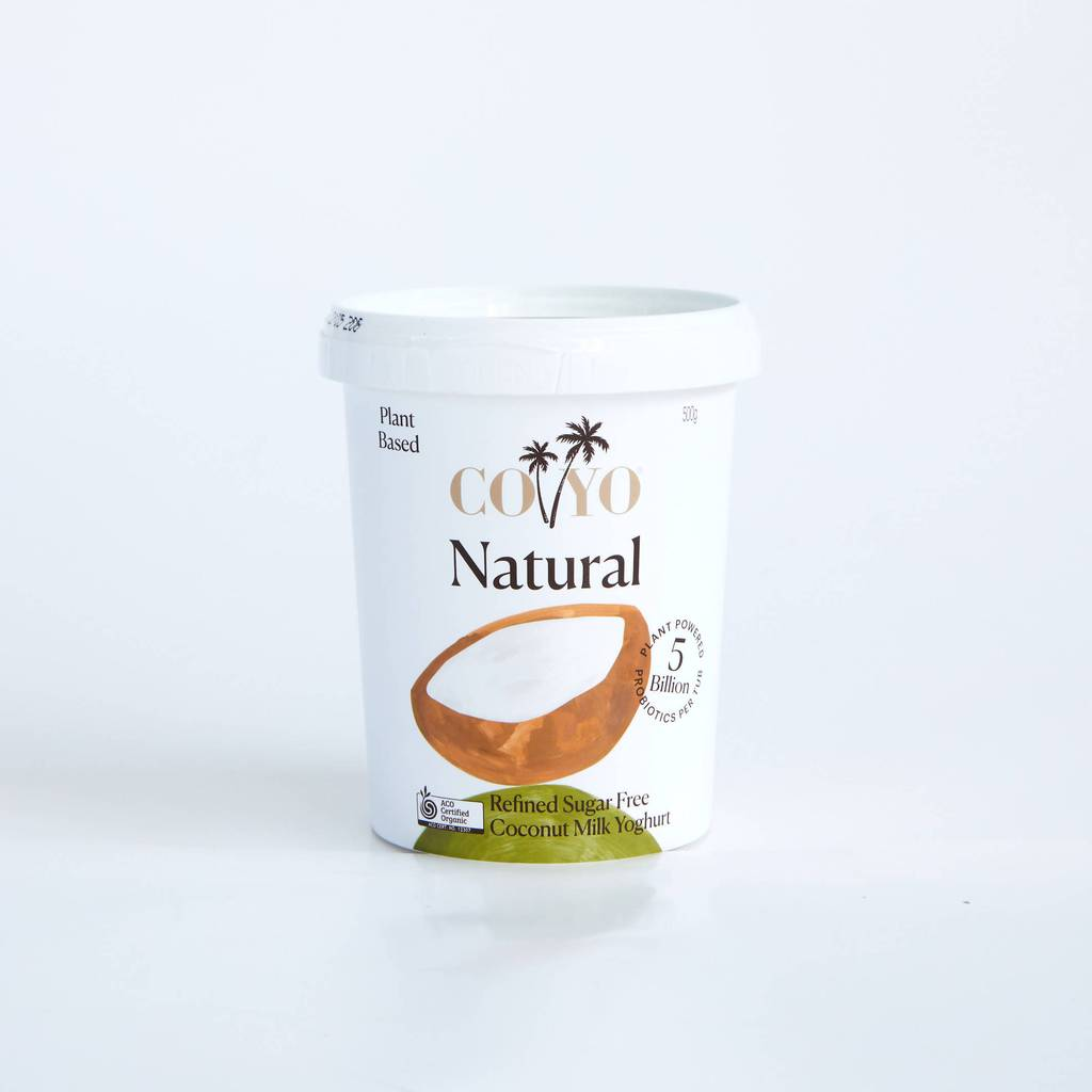 Coyo Natural 500g Yoghurt