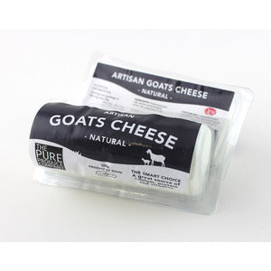 Pure Produce Goats Cheese 100g
