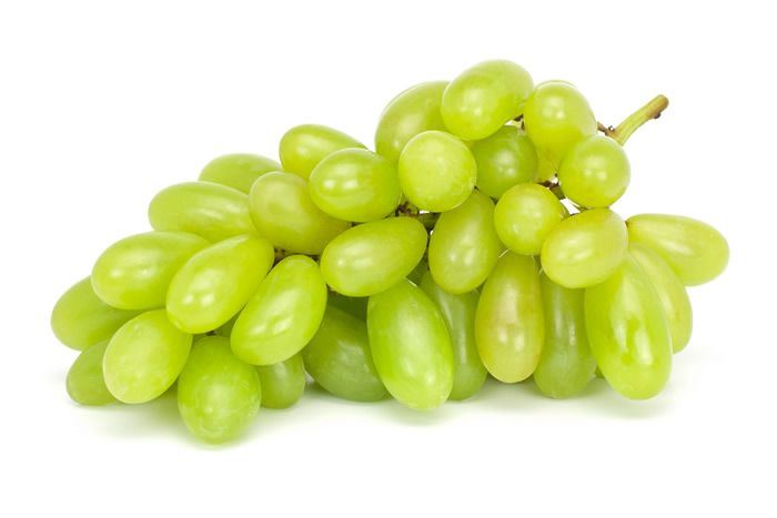 Grapes White Seedless 1kg - Australian