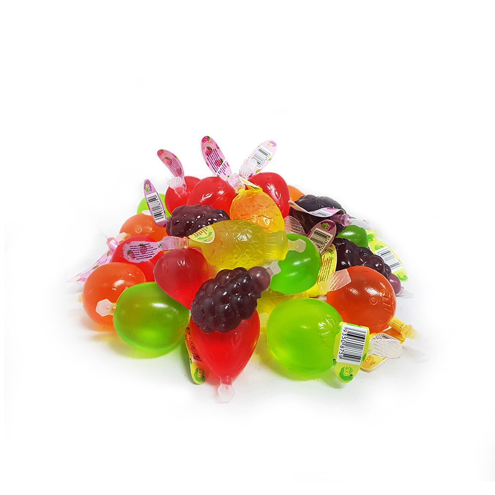 Jelly Fruits each