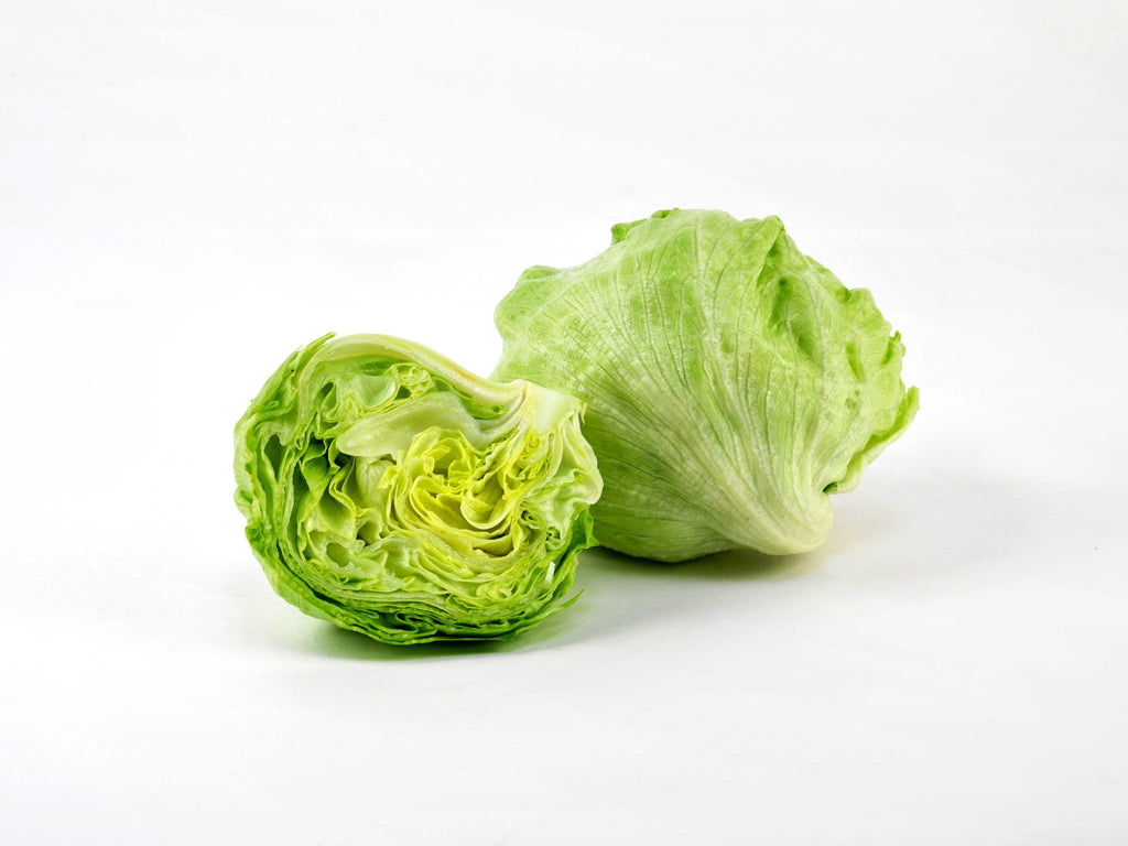 Lettuce Wrapped Iceberg