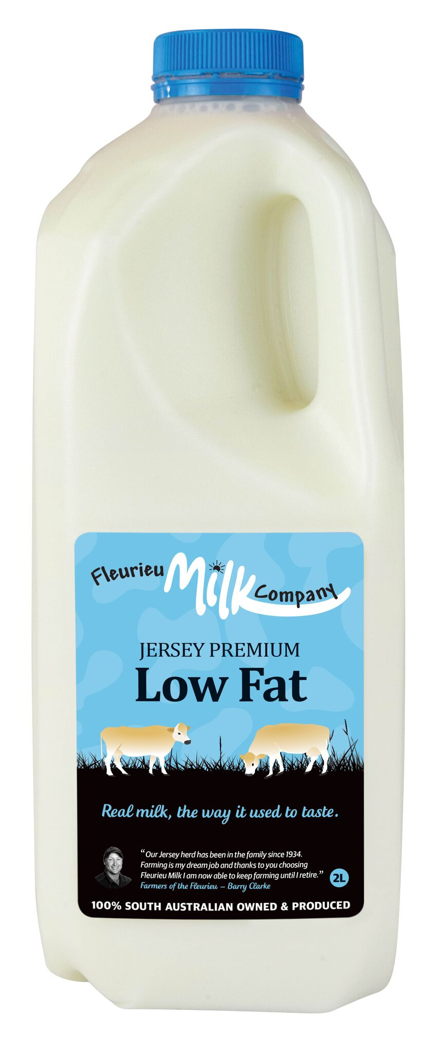 Fleurieu Milk Blue 2lt