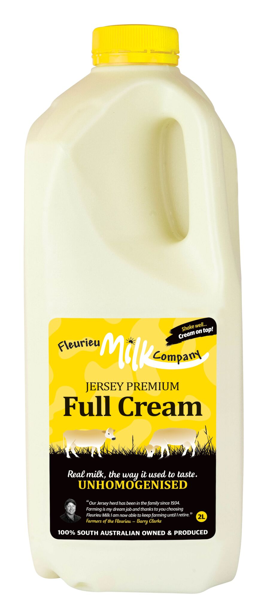 Fleurieu Milk Yellow 2lt