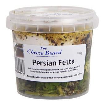 The Cheese Board Persian Fetta 335g