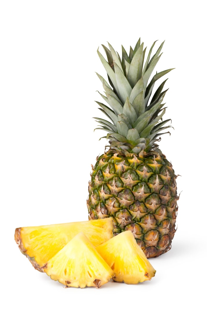 Pineapple Small with Tops