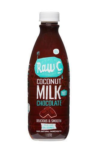 Raw C Coconut Chocolate Milk 1lt