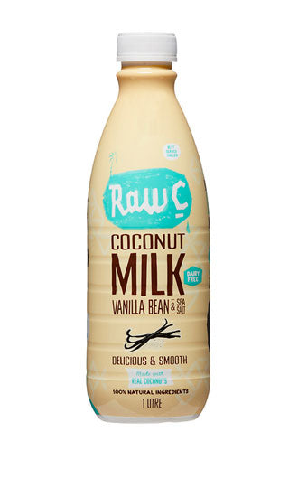 Raw C Coconut Vanilla Milk 1lt