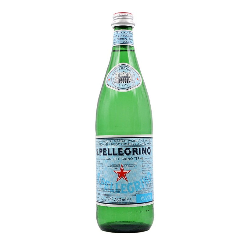 San Pellegrino Water 750ml
