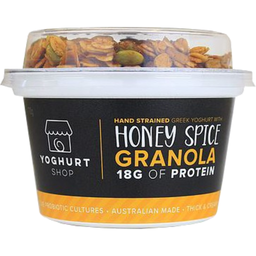 The Yoghurt Shop Honey Pods 170g