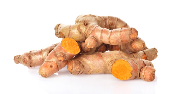 Tumeric 40g (approx 2 small piece)