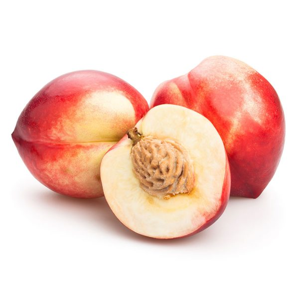Nectarine White Large (SA Grown) 500g
