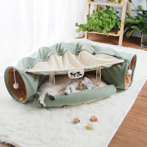 Removable Cat Tunnel