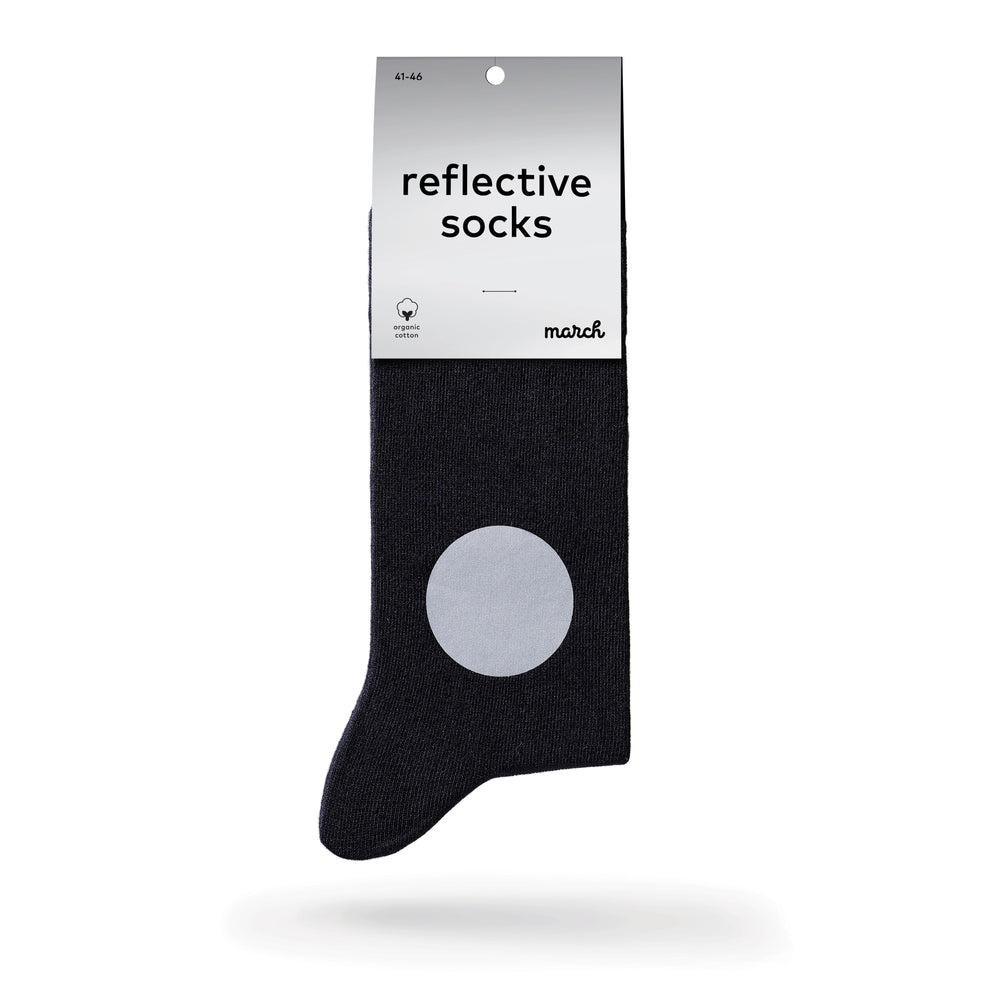 reflective socks