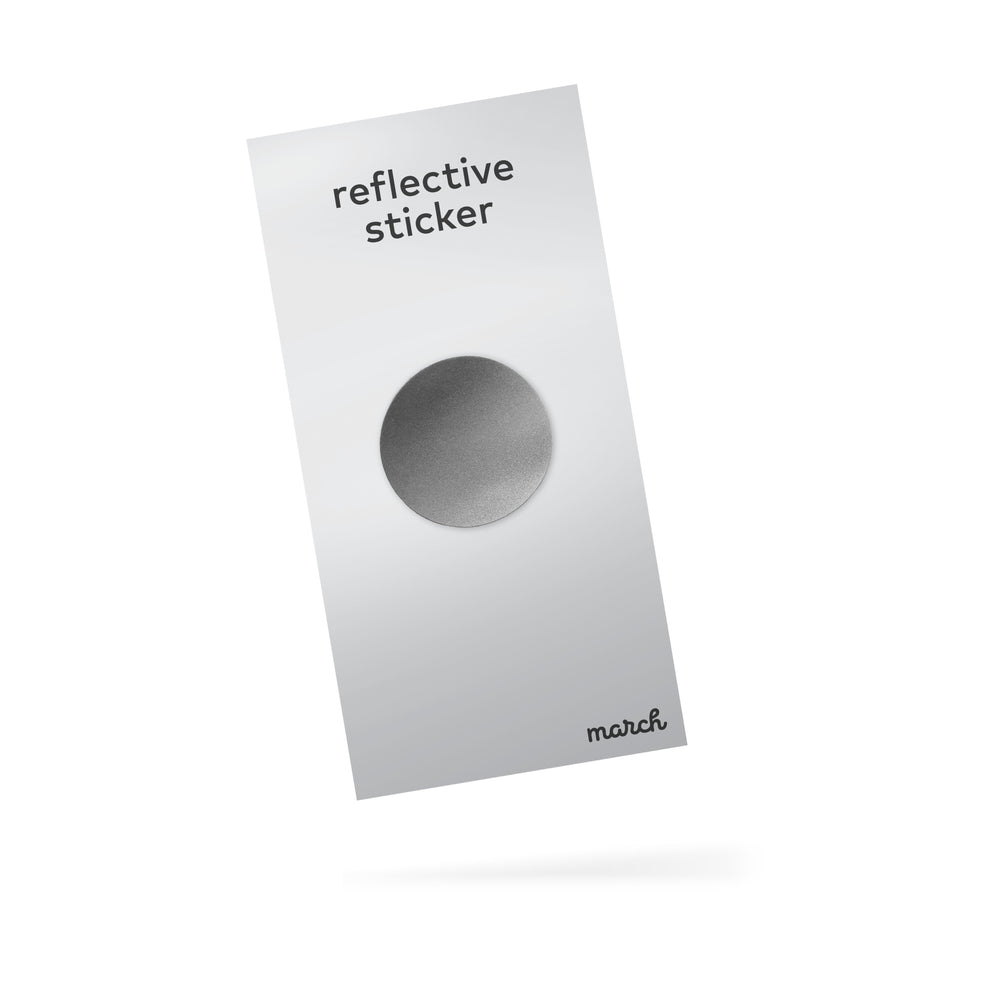 reflective sticker