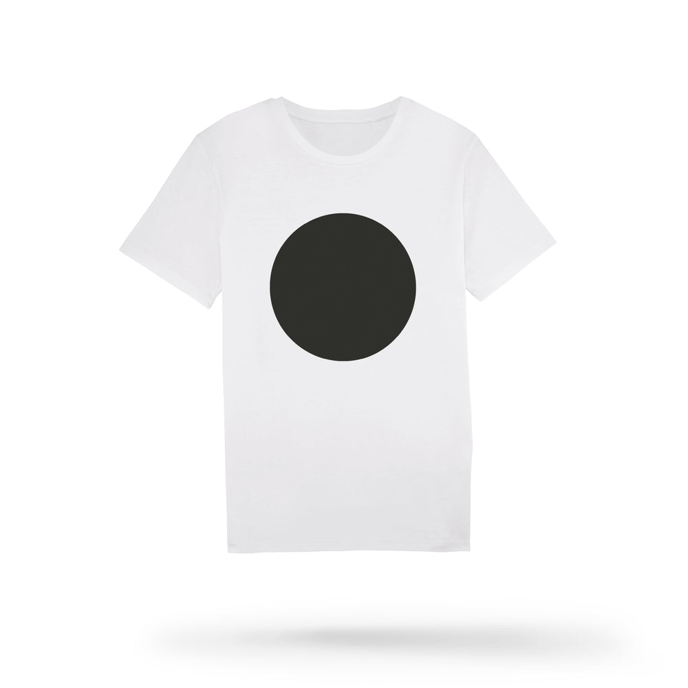 writable t-shirt DOT print