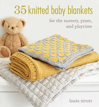 Load image into Gallery viewer, 35 Knitted Baby Blankets