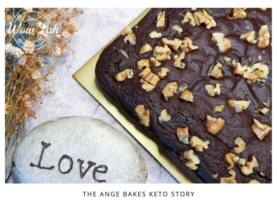 The Ange Bakes Keto Story
