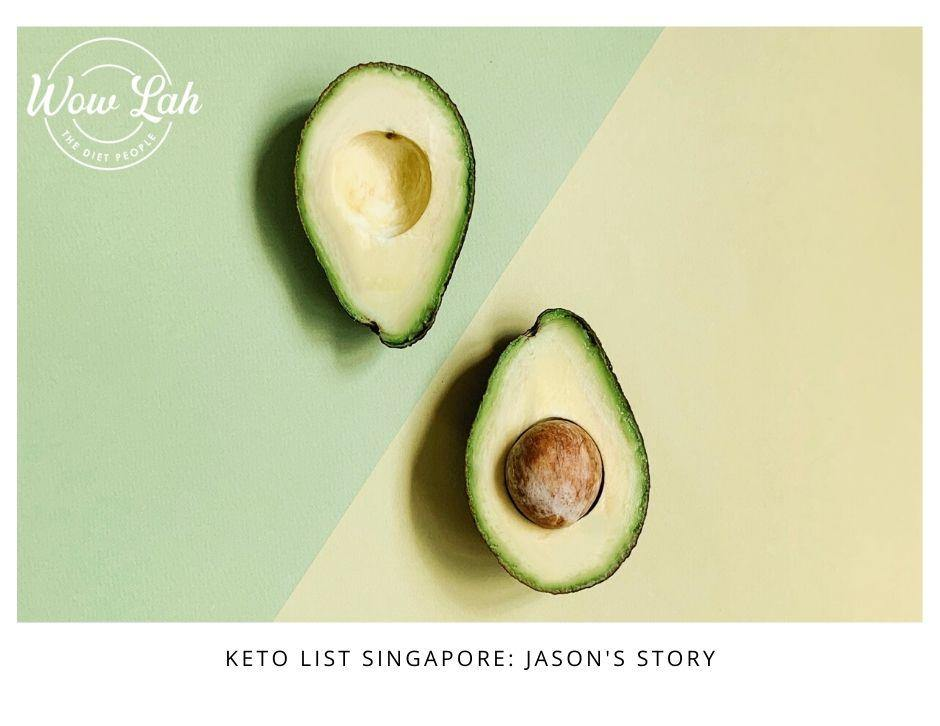 Keto List Singapore: Jason's Story