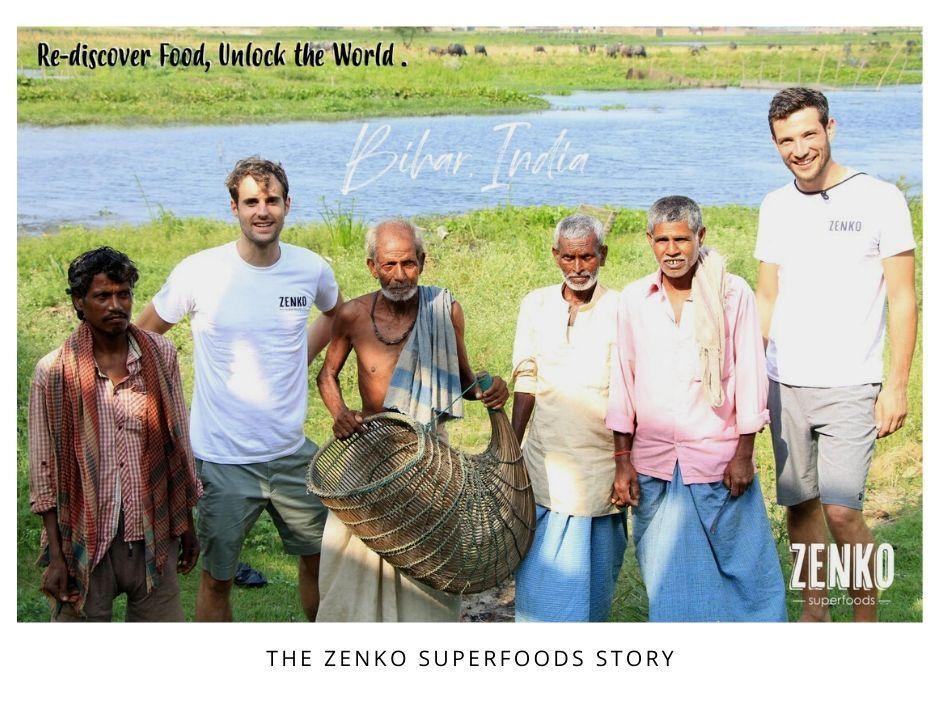 The ZENKO Superfoods Story